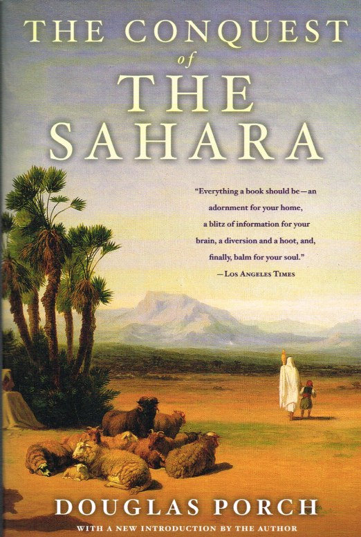 Image for THE CONQUEST OF THE SAHARA