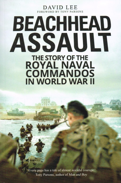 Image for BEACHHEAD ASSAULT : THE STORY OF THE ROYAL NAVAL COMMANDOS IN WORLD WAR II
