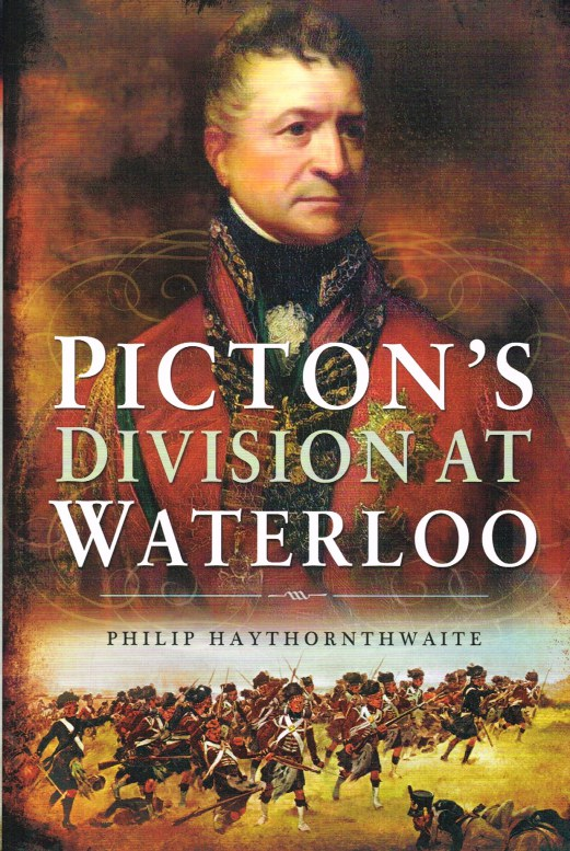 Image for PICTON'S DIVISION AT WATERLOO