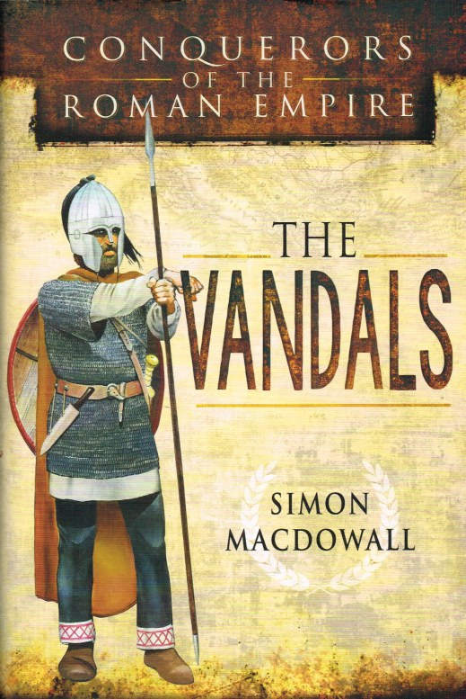 Image for CONQUERORS OF THE ROMAN EMPIRE: THE VANDALS