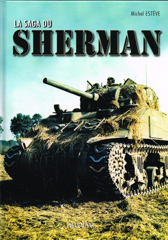 Image for LA SAGA DU SHERMAN (FRENCH TEXT)