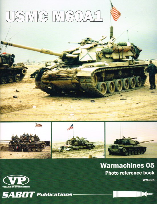 Image for WARMACHINES 05: USMC M60A1
