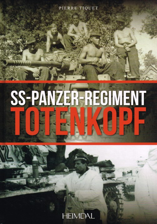 Image for SS-PANZER-REGIMENT TOTENKOPF (FRENCH TEXT)