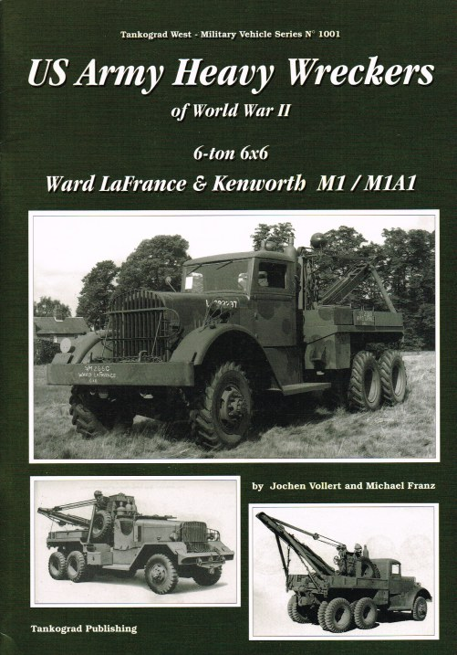 Image for US ARMY HEAVY WRECKERS OF WORLD WAR II