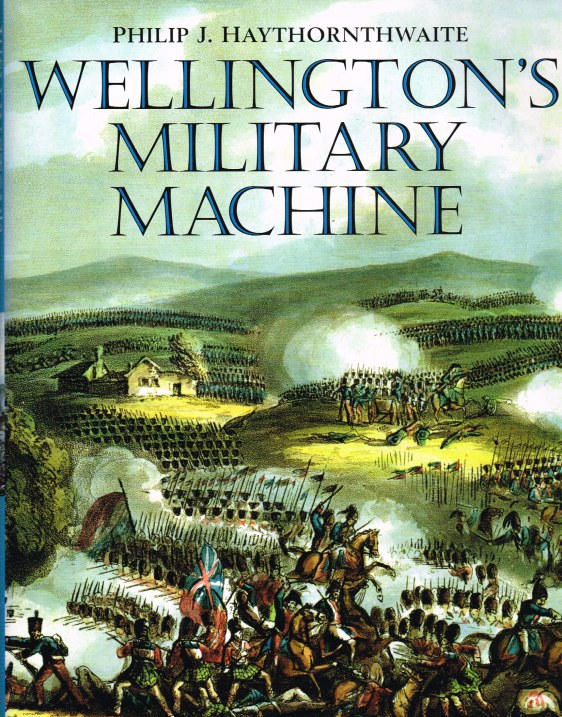 Image for WELLINGTON'S MILITARY MACHINE