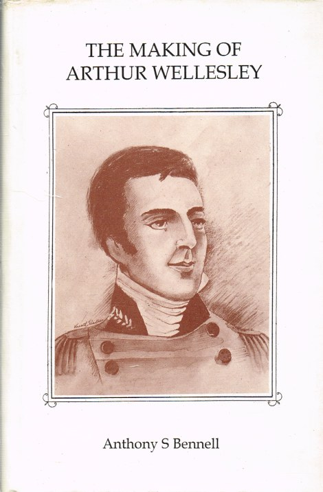 Image for THE MAKING OF ARTHUR WELLESLEY