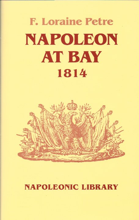 Image for NAPOLEON AT BAY 1814