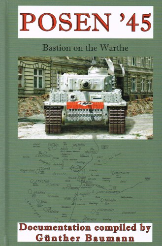 Image for POSEN '45 BASTION ON THE WARTHE