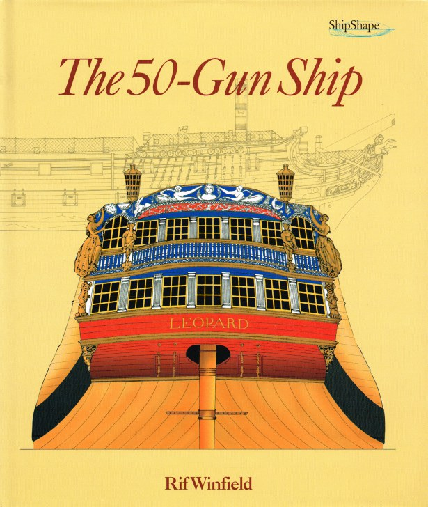 Image for THE 50-GUN SHIP