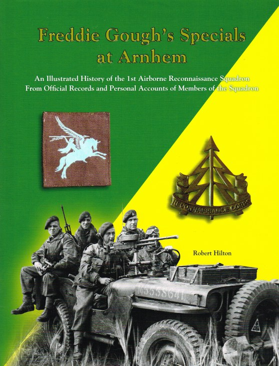 Image for FREDDIE GOUGH'S SPECIALS AT ARNHEM (SIGNED COPY)