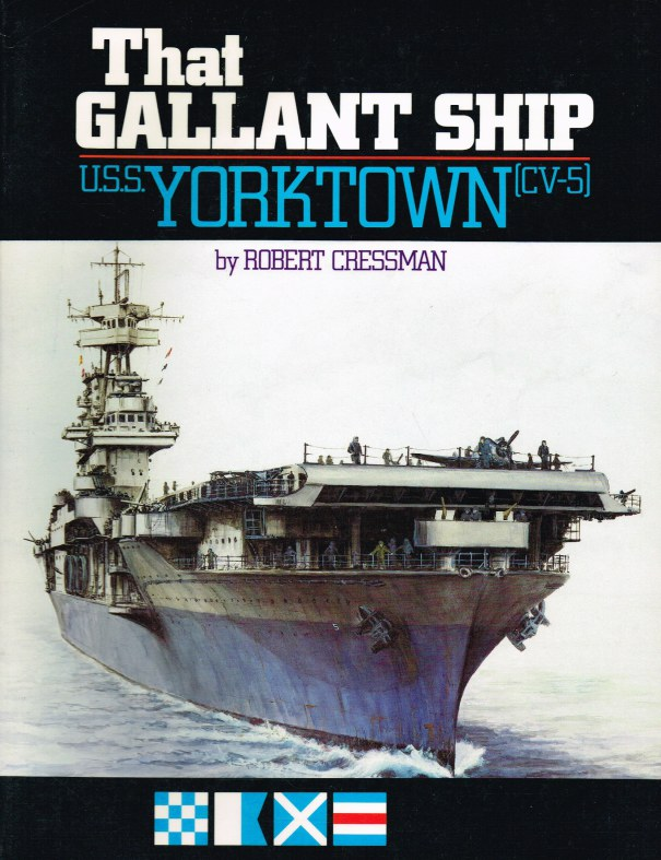Image for THAT GALLANT SHIP USS YORKTOWN (CV-5)