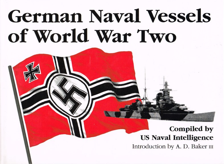 Image for GERMAN NAVAL VESSELS OF WORLD WAR TWO