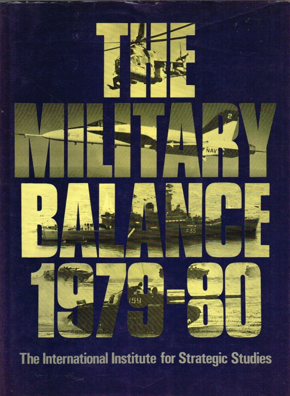 Image for THE MILITARY BALANCE 1979-1980
