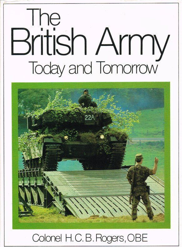 Image for THE BRITISH ARMY TODAY AND TOMORROW