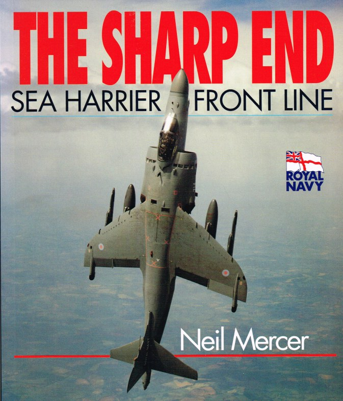Image for THE SHARP END : SEA HARRIER FRONT LINE