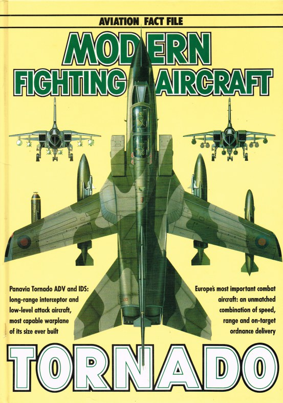 Image for AVIATION FACT FILE: MODERN FIGHTING AIRCRAFT : TORNADO