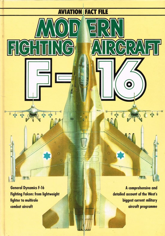 Image for AVIATION FACT FILE: MODERN FIGHTING AIRCRAFT : F-16 FIGHTING FALCON