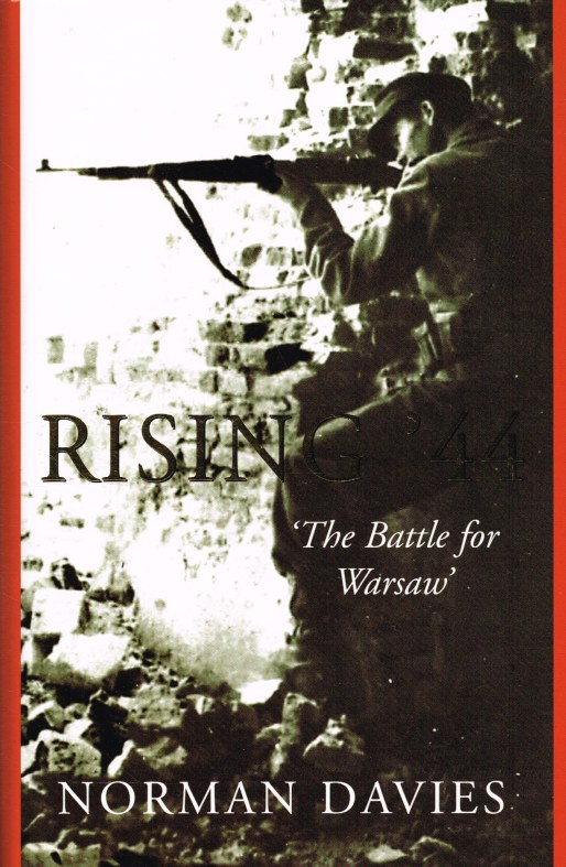 Image for RISING '44 THE BATTLE FOR WASAW
