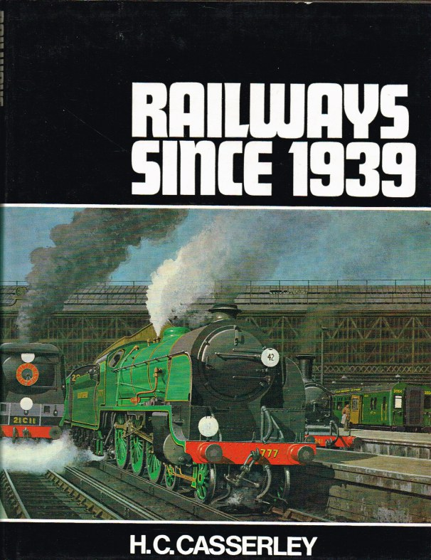 Image for RAILWAYS SINCE 1939