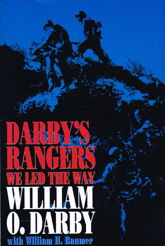 Image for DARBY'S RANGERS: WE LED THE WAY