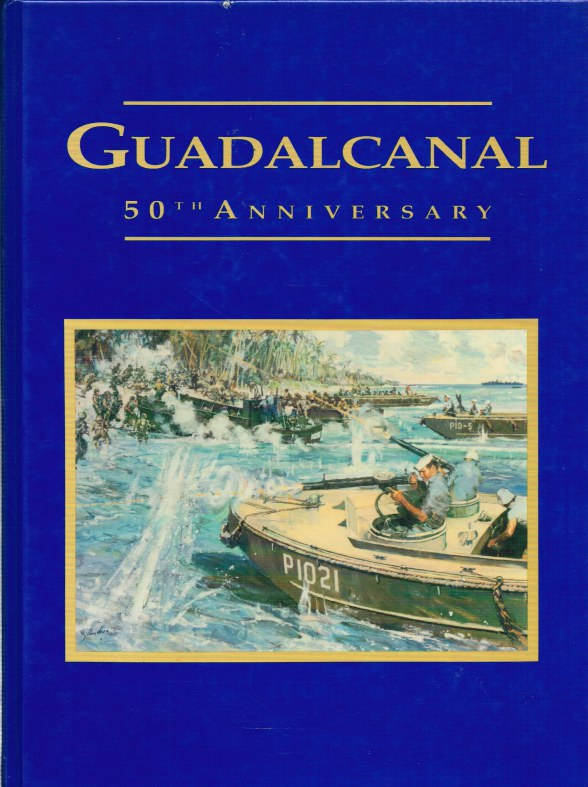 Image for GUADALCANAL LEGACY : 50TH ANNIVERSARY 1942-1992