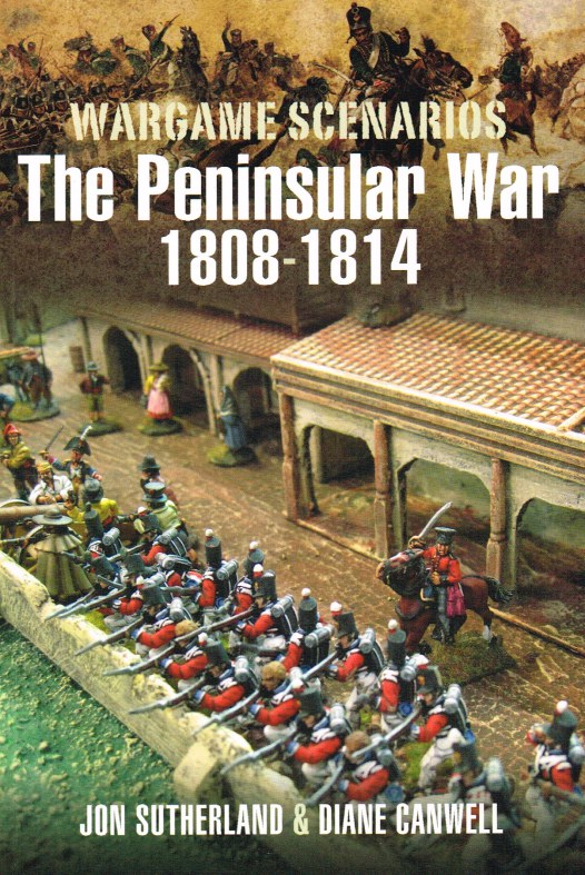 Image for WARGAME SCENARIOS: THE PENINSULAR WAR 1808-1814