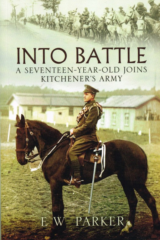 Image for INTO BATTLE 1914-1918 : A SEVENTEEN YEAR OLD JOINS KITCHENER'S ARMY