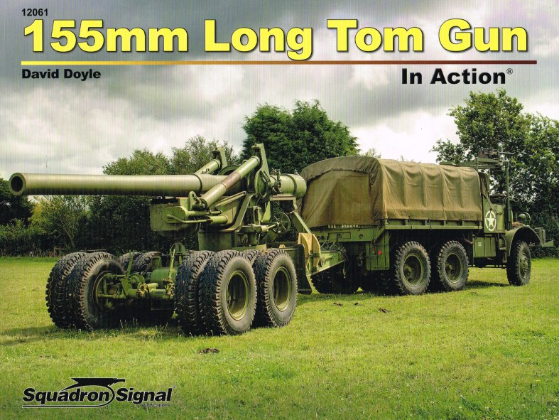 Image for 155MM LONG TOM GUN IN ACTION