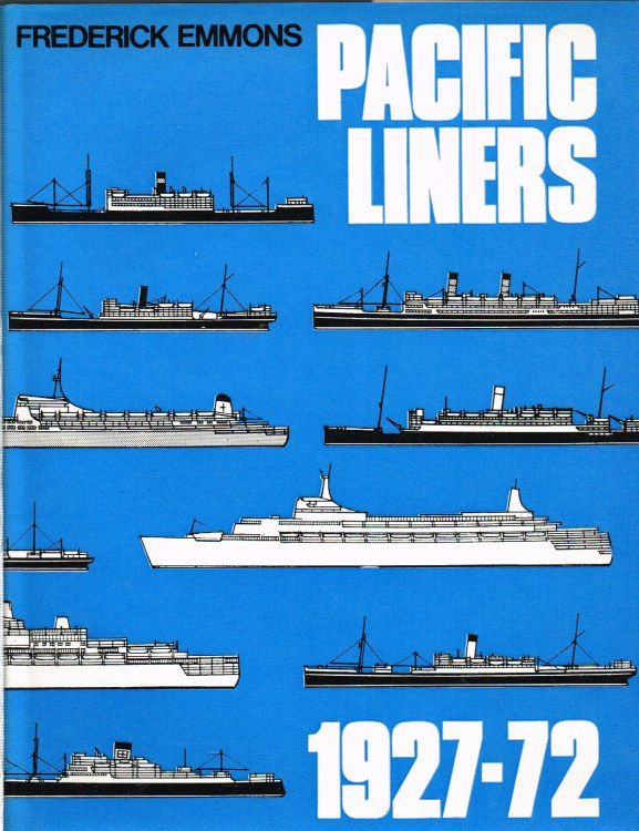 Image for PACIFIC LINERS 1927-72