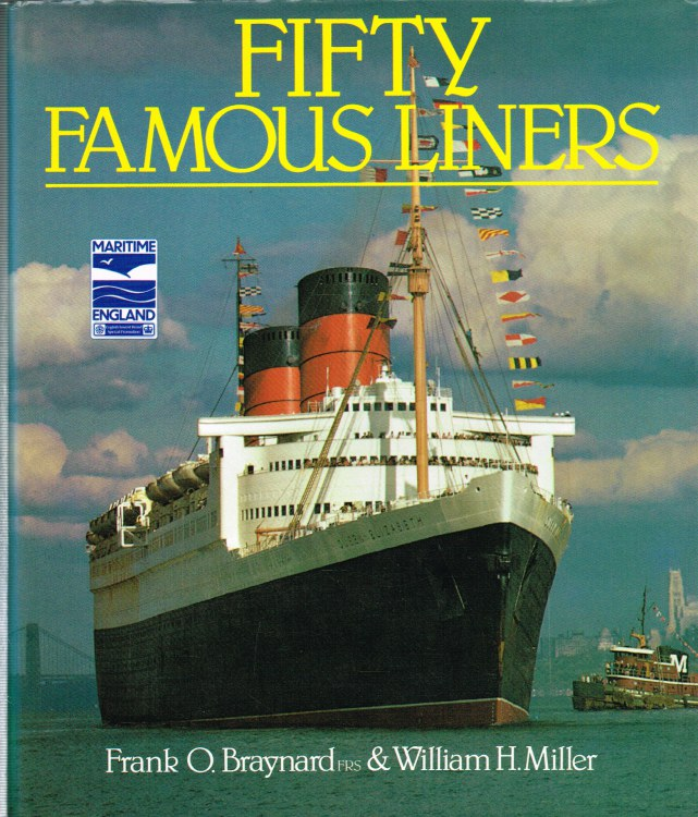 Image for FIFTY FAMOUS LINERS
