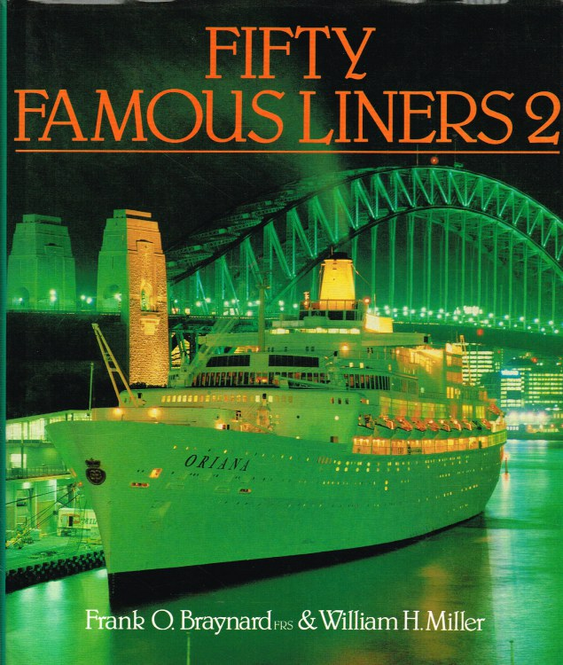 Image for FIFTY FAMOUS LINERS 2