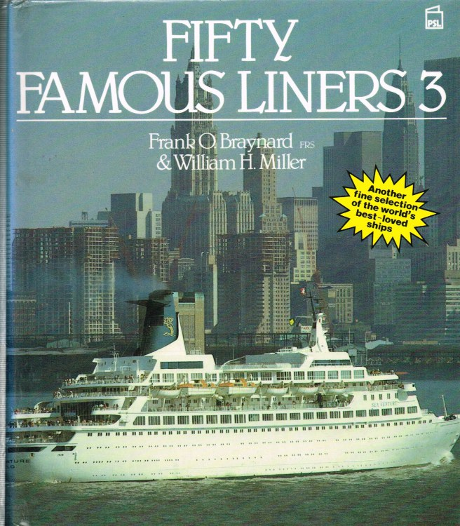 Image for FIFTY FAMOUS LINERS 3