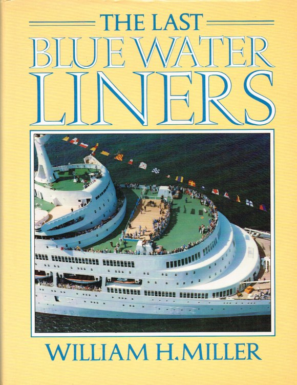 Image for THE LAST BLUE WATER LINERS
