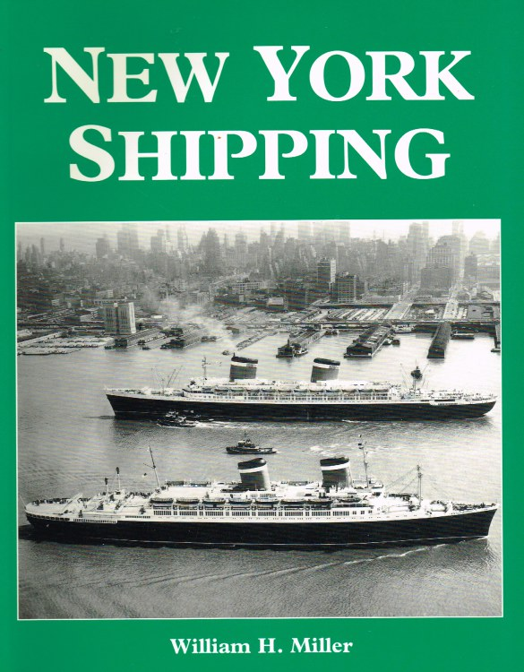 Image for NEW YORK SHIPPING