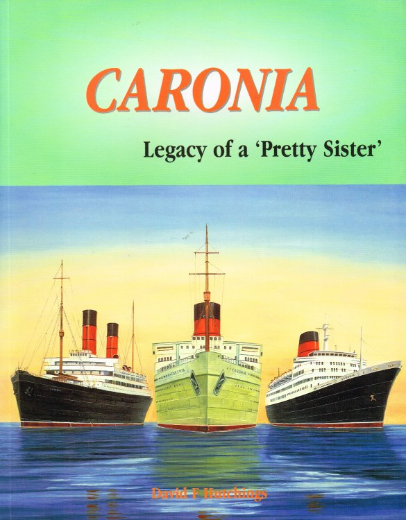 Image for CARONIA : LEGACY OF A PRETTY SISTER