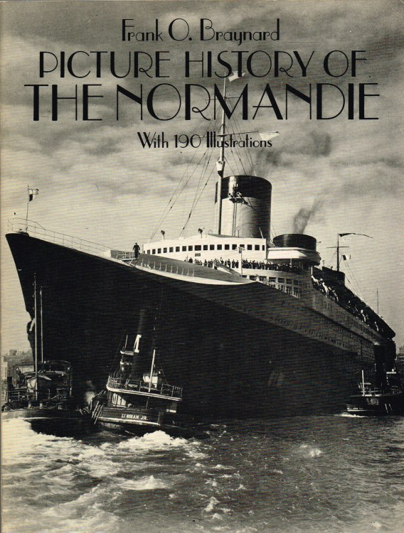 Image for PICTURE HISTORY OF THE NORMANDIE