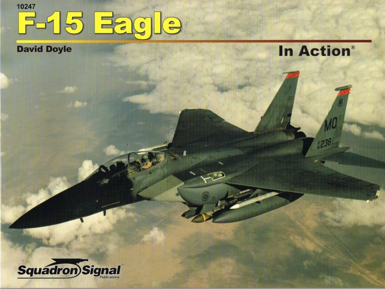 Image for F-15 EAGLE IN ACTION