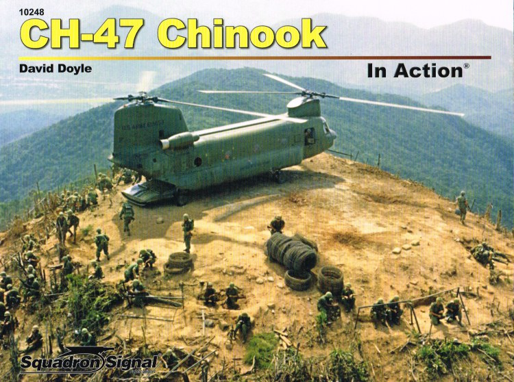 Image for CH-47 CHINOOK IN ACTION