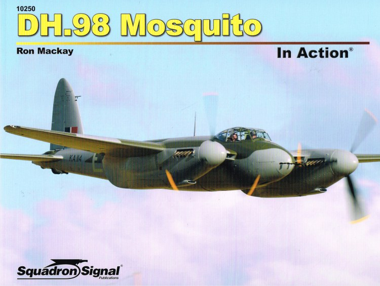 Image for DH.98 MOSQUITO IN ACTION