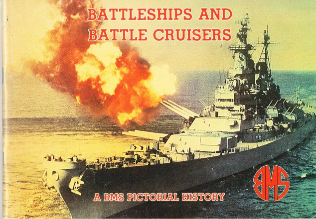 Image for BATTLESHIPS AND BATTLE CRUISERS : A BMS PICTORIAL HISTORY