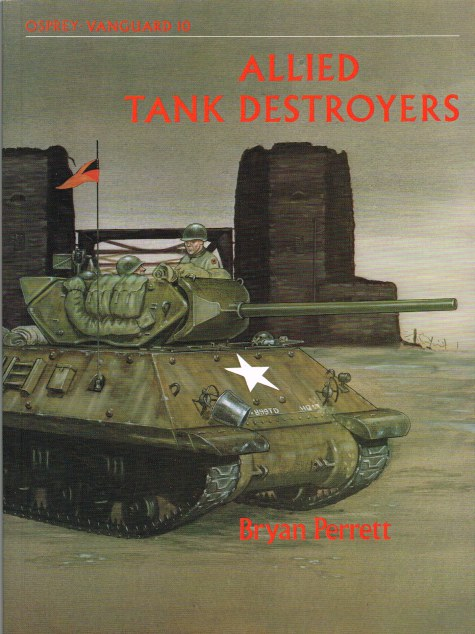 Image for OSPREY VANGUARD 10: ALLIED TANK DESTROYERS