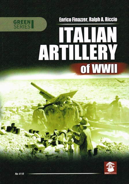Image for ITALIAN ARTILLERY OF WWII