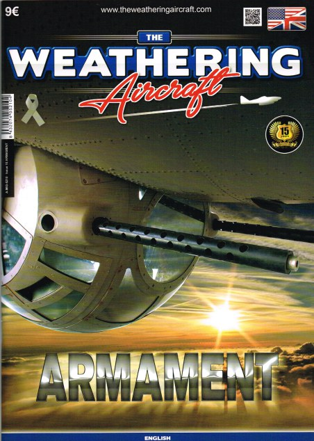 Image for THE WEATHERING AIRCRAFT ISSUE 10: ARMAMENT