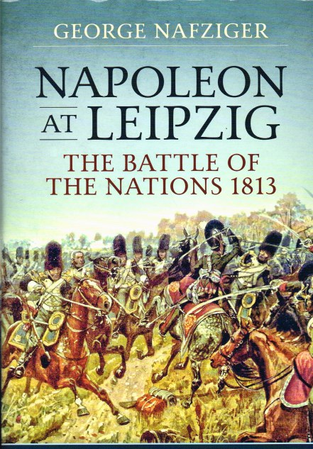 Image for NAPOLEON AT LEIPZIG : THE BATTLE OF NATIONS 1813