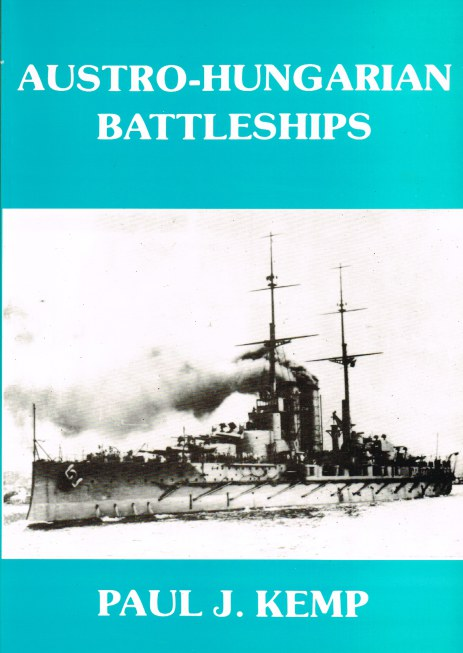 Image for AUSTRO-HUNGARIAN BATTLESHIPS