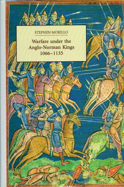 Image for WARFARE UNDER THE ANGLO-NORMAN KINGS 1066-1135