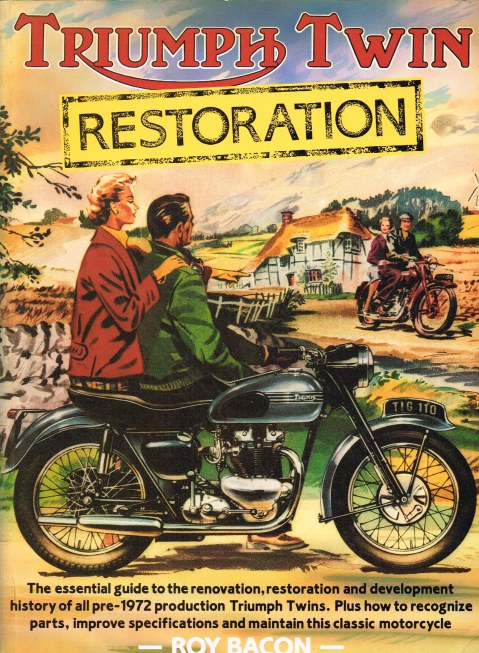 Image for TRIUMPH TWIN RESTORATION