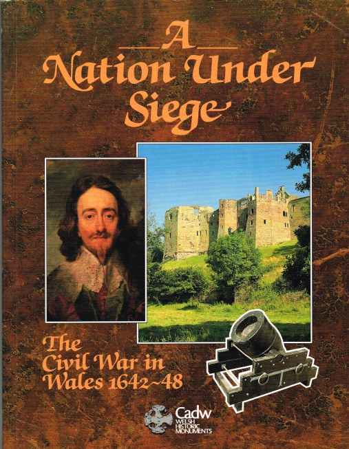 Image for A NATION UNDER SIEGE: THE CIVIL WAR IN WALES 1642-48