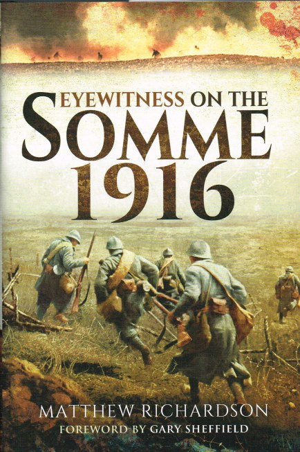 Image for EYEWITNESS ON THE SOMME 1916