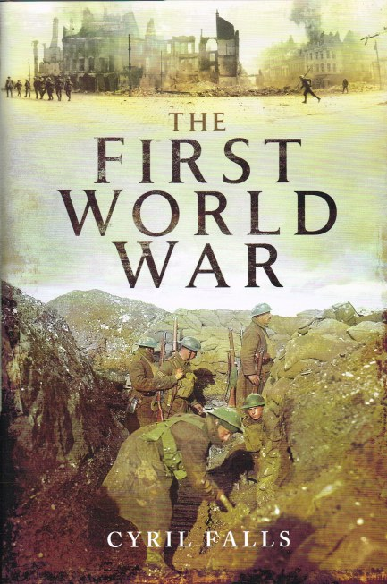Image for THE FIRST WORLD WAR